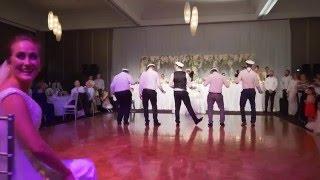 Video The BEST Groomsmen Dance EVER!!!! MP3, 3GP, MP4, WEBM, AVI, FLV Agustus 2019