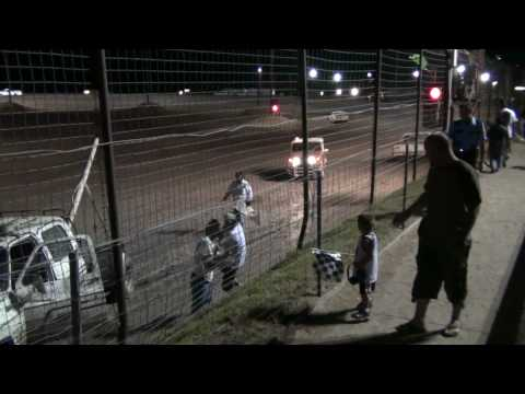 Super Truck rides the fence SNMS