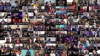Avengers: Endgame | Official Trailer - MEGA REACTIONS MASHUP (80 Reaction Videos)