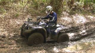 7. Yamaha Grizzly 450 4x4 in the Mud HD