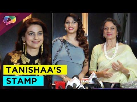 Tanishaa Mukherji clelebrates the success of her S