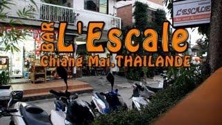 L'Escale Bar Chiang Mai Thailand