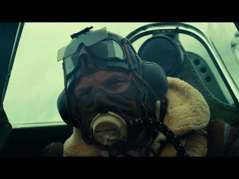 Dunkirk (2017) - First Dogfight Scene 1080p IMAX HD