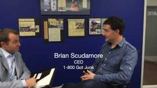 Please take ten minutes to view the video of 1-800 Junk Founder & CEO, Brian Scudamore, who was interviewed recently by Hart...