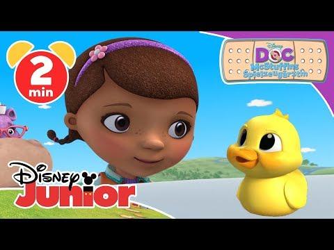 Alle meine Entchen - Doc McStuffins   Disney Junior Kurzgeschichten
