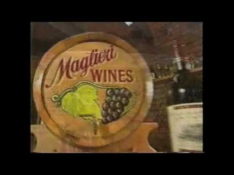 1995 Ethnic Business Awards Finalist – Manufacturing Category – Steve Maglieri – Maglieri Wines