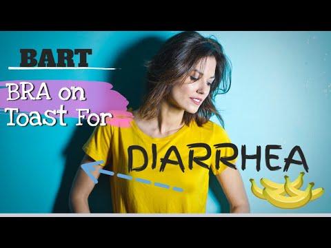 BRA on toast For Helping Your Diarrhea Problem - BRAT Diet