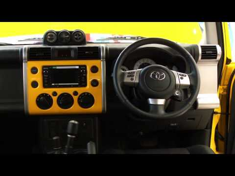 FJ Cruiser review Australia Sydney