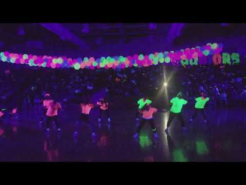 Footworks Dance Company Winter rally 2018