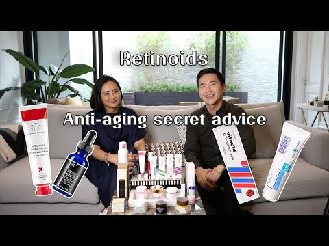 Retinoids: Anti-aging secret advice from a beauty vloger & dermatologist