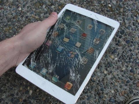 iPad Mini Drop Test & Durability Video