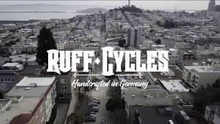 8. California & San Francisco Ruff Cycles - Ruffian