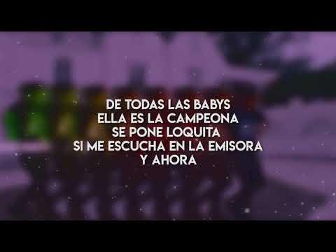 Ozuna  La Modelo Ft Cardi B  Lyrics VIDEO - VIDEO CLIP