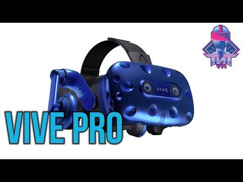 Vive Pro - Первые Впечатления и Ответы на Вопросы