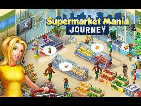 LIVE STREAM - Real BatDude Channel - Let's Play: Mobile App: SUPERMARKET MANIA - Journey - PART 2/2