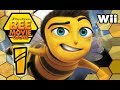 Bee Movie Game Walkthrough Part 1 Gameplay wii