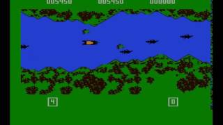 River Rescue (Atari 400/800/XL/XE Emulated) by S.BAZ