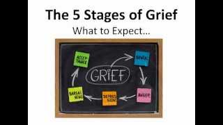 http://www.transformgrief.com - Without understanding the 5 stages of grief, your time of loss will feel unpredictable and out of...
