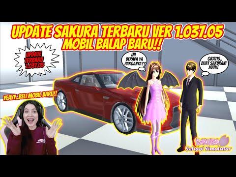 UPDATE TERBARU SAKURA VER. 1.037.05!! LANGSUNG REVIEW!! SAKURA SCHOOL SIMULATOR INDONESIA - PART 240