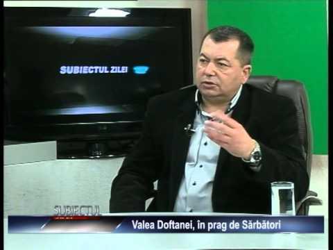 Emisiunea Subiectul zilei – Ion Manea – 10 decembrie 2014