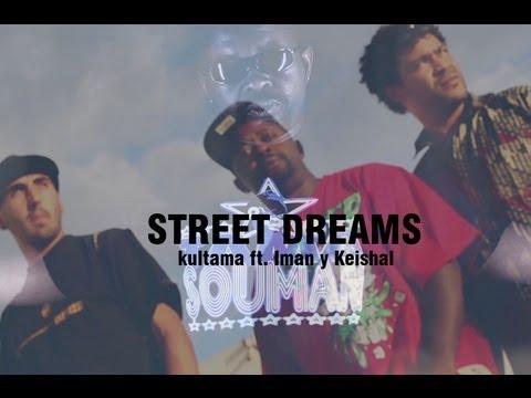 Kultama colabora con Iman y Keishal en su nuevo videoclip: «Street Dreams»