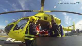 Award Winning Leeds Teaching Hospitals Promo Video