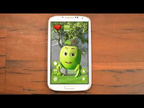 Video of Talking Green Apple