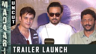 Madaari Movie 2016 Full Event | Trailer Launch | Irrfan Khan - UNCUT
