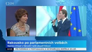 Rakousko po parlamentních volbách