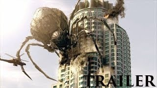 Nonton Big Ass Spider Trailer 2013 Movie   Official  Hd  Film Subtitle Indonesia Streaming Movie Download