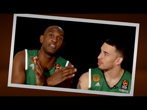 Video Replay: Who said newcomer? Panathinaikos