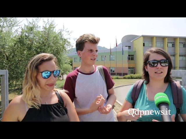 Seconda Prova 2017, le impressioni degli studenti dell'alberghiero di Vittorio Veneto