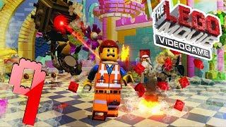 Lets Play The Lego Movie Videogame Part 9 FluchtUBoot Bauen