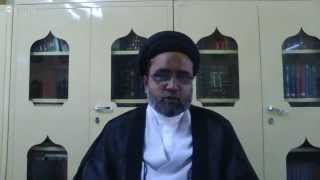 Weekly Dars 7: Topic Fazail Imam e Jafar Sadiq (a.s)