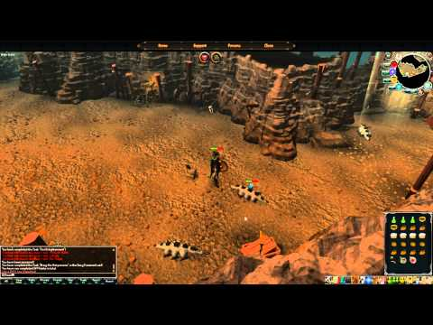 Runescape Gameplay Commentary Episode, 61, Cave Crawlers