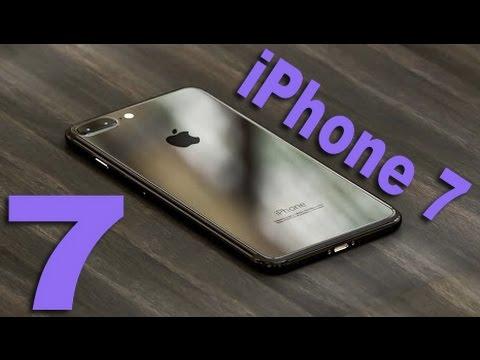iPhone 7/7 Plus - обзор, характеристики, дата, цена