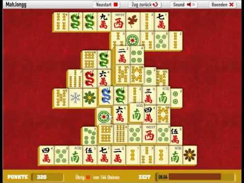 mahjongg online spielen