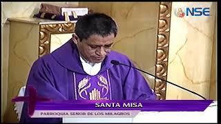 Santa Misa 25-02-2021
