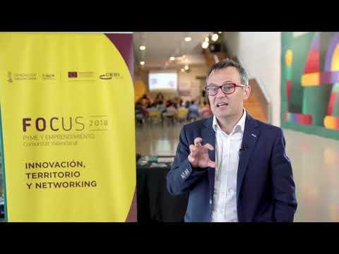 Pedro López CEO de Happydonia by Nunsys en #Focuspyme Conectando Startups[;;;][;;;]