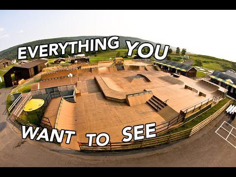 WOODWARD EAST SKATEPARKS TOUR!