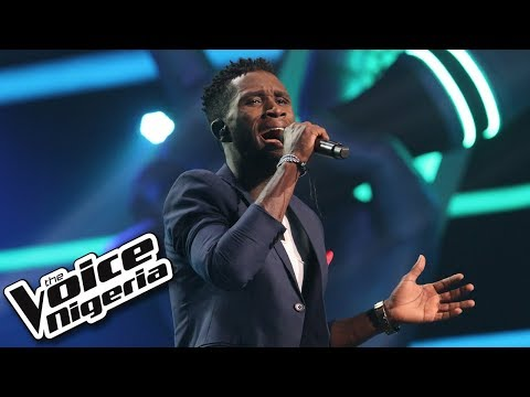 Idyl - 'Soul Provider' / Live Show/ The Voice Nigeria/ Season 2