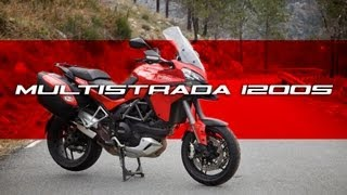 6. Ducati Multistrada - MotoGeo Review