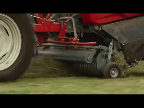 BALING WITH MASCAR MONSTER CUT 770