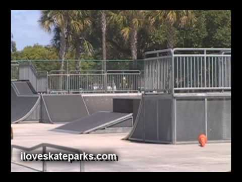 iloveskateparks.com Tour - Phipps Skatepark, West Palm Beach, FL