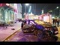 ДТП у Харкові: 20-річна водійка «Лексусу» брала участь у перегонах. Відео
