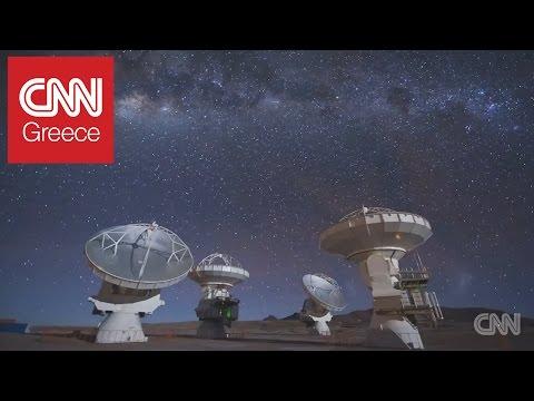 Video - Εντόπισαν οι Ρώσοι εξωγήινο σήμα;