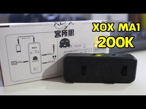 Đập Hộp Cục Phát Live Stream Trên Điện Thoại XOX MA