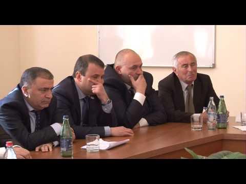 Հանդիպումներ ԱԺ ԳԲ հանձնաժողովում