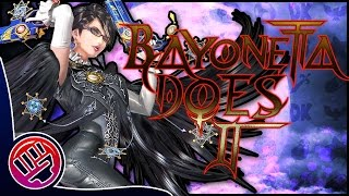 Bayonetta Does it