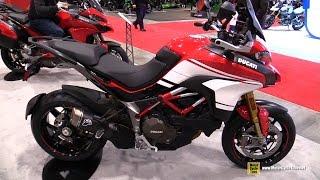 6. 2016 Ducati Multistrada 1200 S Pikes Peak - Walkaround - 2016 Toronto Motorcycle Show